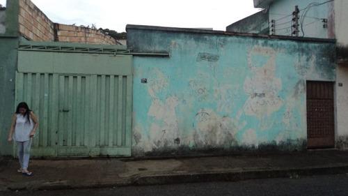 Casa Para Comprar No Vista Alegre Em Belo Horizonte/mg - 451