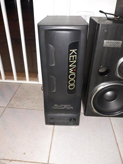 Super Woofer Kenwood Sw-900