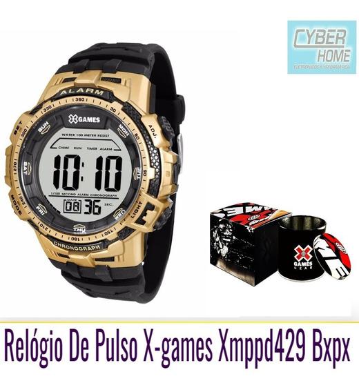 Relógio De Pulso X-games Xmppd429 Bxpx