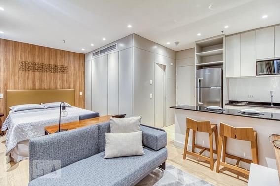 Apartamento Para Aluguel - Vila Olímpia, 1 Quarto, 42 - 892994769