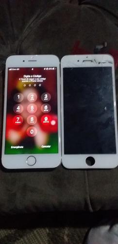 Imagem 1 de 1 de Troca De Frontal iPhone 6s! Faça Seu Orçamento 11980106116