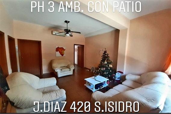 Venta De Ph 3 Ambientes En San Isidro