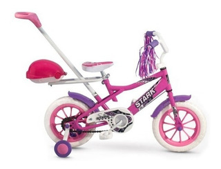 Bicicleta Rodado 12 Stark Chikys Niña 6067