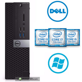 Mini Computador Dell Optiplex 7050 Micro Core I5 8gb 500gb