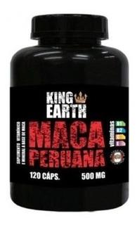 Maca Peruana Rei Terra C/120 Caps.