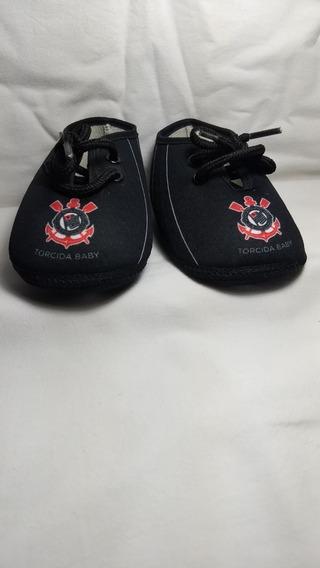 Chuteira Baby Do Corinthians - Sp