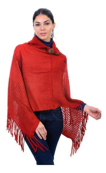 Capa Y Poncho Capricho Collection Cmgz-092