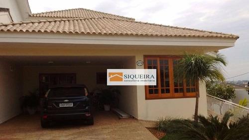 Casa Residencial À Venda, Condomínio Vila Dos Inglezes, Sorocaba. - Ca0389