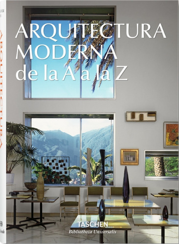 Arquitectura Moderna De La A A La Z (t.d) -bu-