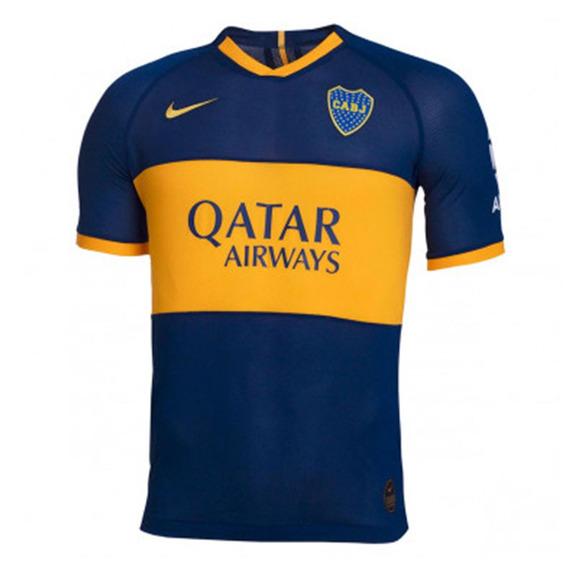 Camiseta Oficial Nike Boca Juniors Match