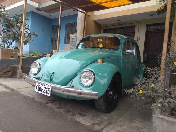 Volkswagen Escarabajo Año 84