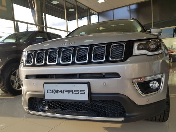 Jeep Compass Limited Plus 2.4 At9 4x4 Venta Online