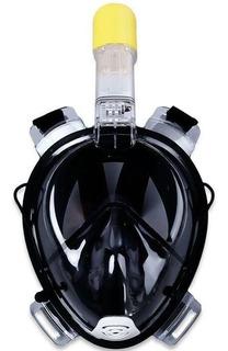 Promociona Mascara Snorkel Buceo Integral Full Face Gopro