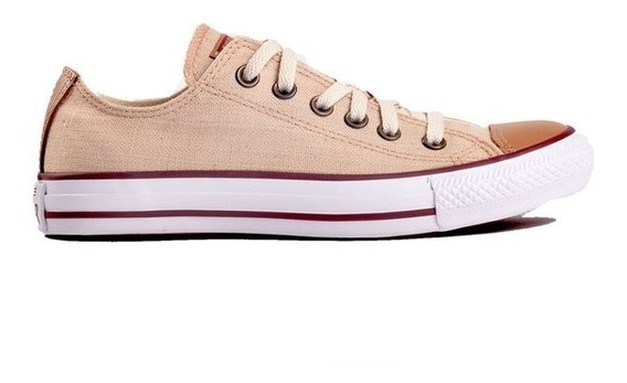 Zapatilla Converse All Star Ox Linen Unisex Rcdmr