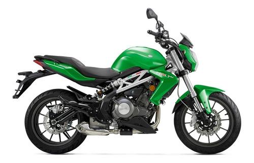 Benelli Tnt 300 Color Verde
