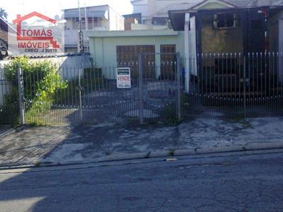 Casa Residencial À Venda, Parque São Domingos, São Paulo. - Ca0211