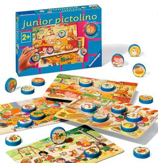 Junior Pictolino Juego Concentración Asociación Ravensburger