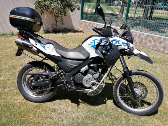Moto Bmw 650cc Certao Gs Muy Cuidadita Y Equipada!