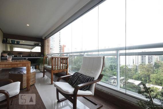 Apartamento No 7º Andar Com 3 Dormitórios E 3 Garagens - Id: 892989654 - 289654