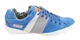 Zapa Casual Cuero Liso | Panther (14705)