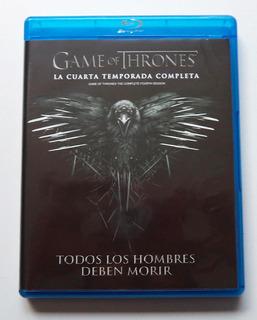 Game Of Thrones - Juego De Tronos - Temporada 4 - Blu-ray