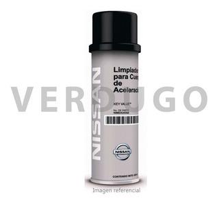 Limpiador Cuerpo Aceleracion Y Partes Nissan - Aerosol 450ml