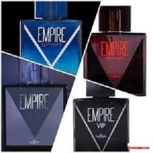 Kit Perfume Empare Hinode Com 4 Fragancias De 25ml