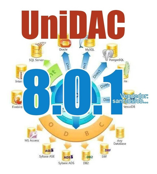 Devart Unidac 8.0.1 Prof Tokyo 10.2 E Rio 10.3