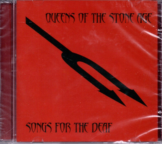 Cd Queens Of The Stone Age - Songs For The Deat