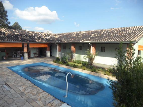 Ibiúna Chácara C/04 Dormitórios + Piscina Apenas R$ 274 Mil