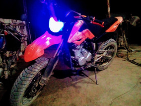 Súper Moto Motor 200