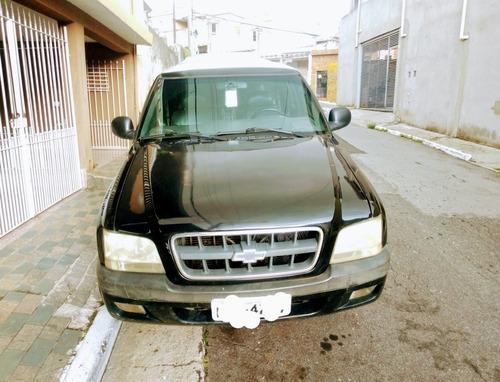 Chevrolet S10 2002 2.8 Dlx Cab. Dupla 4x2 4p