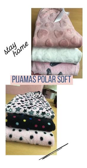 Pantalón Pijama Polar Soft
