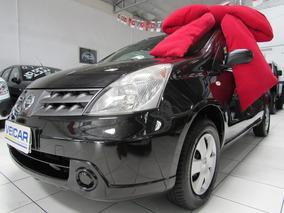 Nissan Livina 1.6 16v Flex 4p 2012