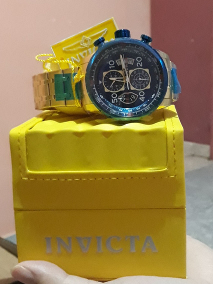 Invictar Aviator Original Na Caixa 19173