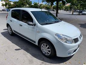 Renault Sandero 1.6 Completo Financio Entrada 4mil + 48x 567
