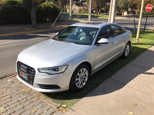 Audi A6 Multitronic 2013