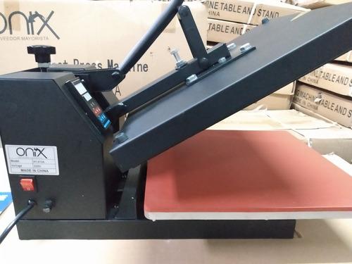 Estampadora 40x60 Marca Onix Importador Directo