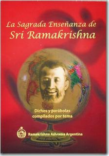 La Sagrada Enseñanza De Sri Ramakrishna - Libro En Español