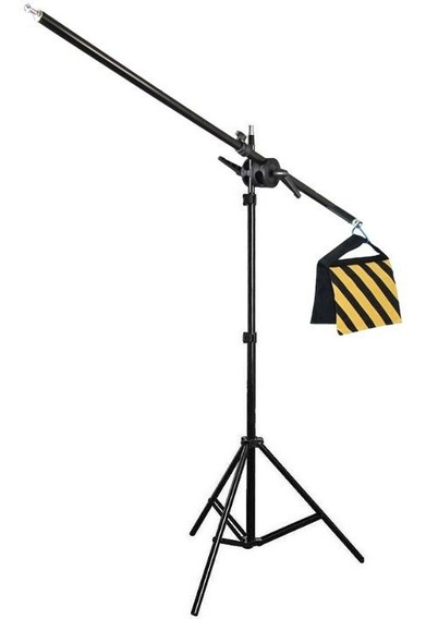 Girafa Grua Estúdio Fotográfico - Ls260hd 2,60m 3,0kg