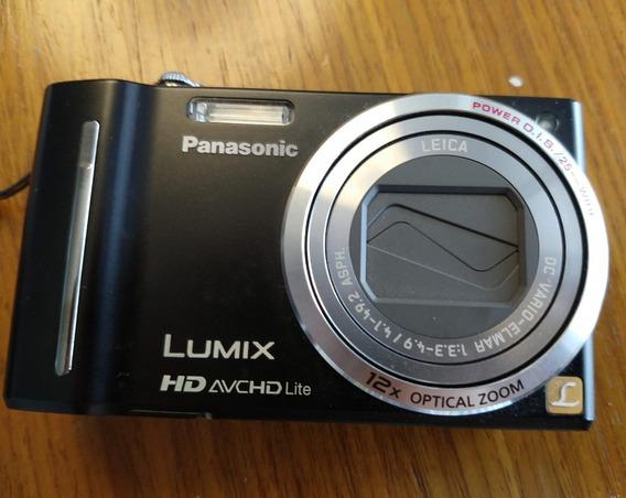 Panasonic Lumix Dmc-zs7 - Zoom 12x Otico - Gps Integrado !!!
