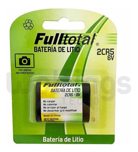 Bateria 2cr5 6v Litio Fotografia Fotos Camaras Fotograficas