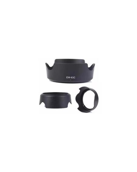 Kit Com Para-sol Ew-63c 58mm + Filtro Uv 58mm