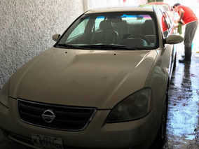 Nissan Altima 2.5 Sl Aa Ee Cd Piel Qc At 2003