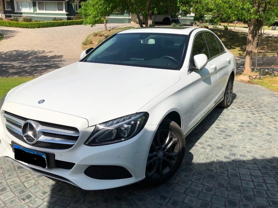 Mercedes Benz C250 Style At 2016 2.0 211cv