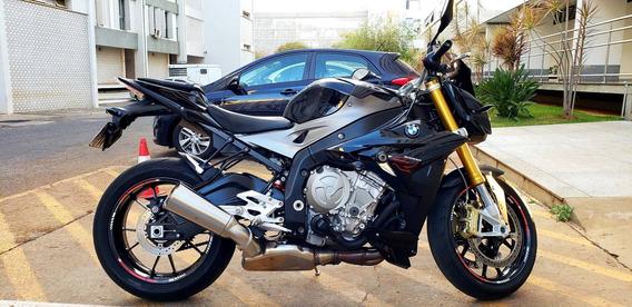 Bmw S1000r Preta