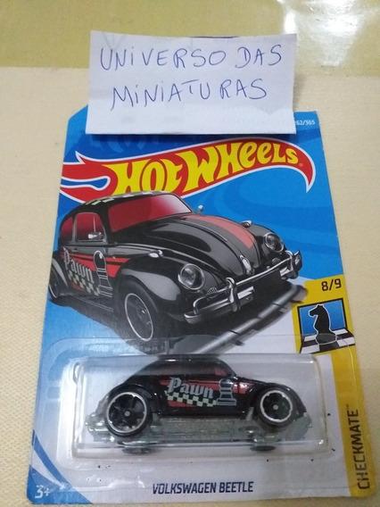 Hotwheels Volkswagen Fusca