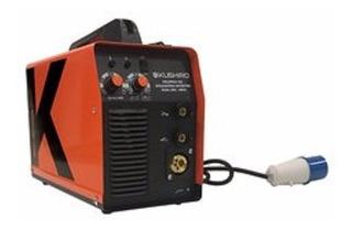 Soldadora Inverter Combinada Mig-mag/mma 180a Profesional