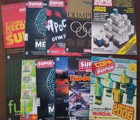 Revistas Superinteressante Especiais - 11 Revistas