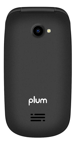 Plum Flipper 2 Dual SIM 32 MB negro 32 MB RAM